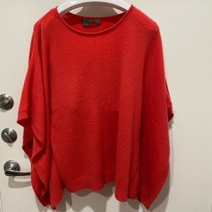 360Sweater Pink 100% Cashmere